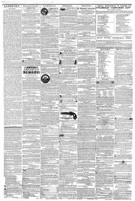 The Louisville Daily Courier From Kentucky On December 25 1848 Page 4