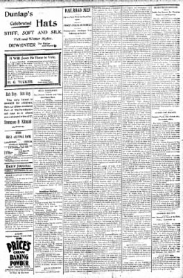 Logansport Pharos-Tribune from Logansport, Indiana on September 22, 1896 · Page 5