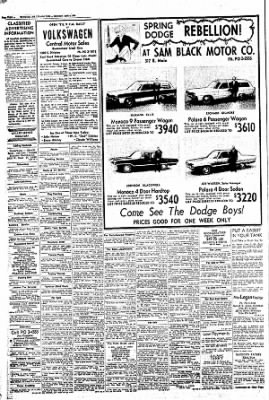 The Courier News from Blytheville, Arkansas on April 9, 1966 · Page 8