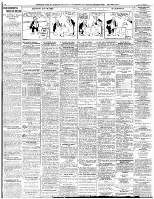 The Tennessean From Nashville Tennessee On March 9 1921 Page 12