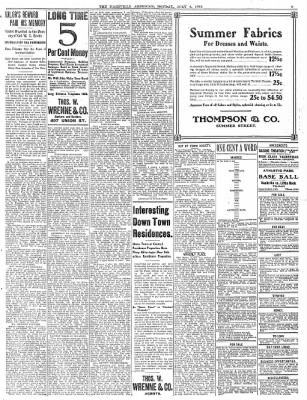 The Tennessean from Nashville, Tennessee on July 6, 1903 · Page 5