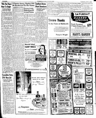 The Courier News from Blytheville, Arkansas on April 4, 1946 · Page 4