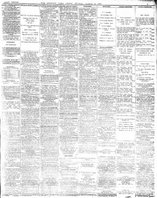 Detroit Free Press From Detroit Michigan On March 6 1921 Page 41