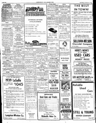 The Courier News from Blytheville, Arkansas on March 26, 1949 · Page 6