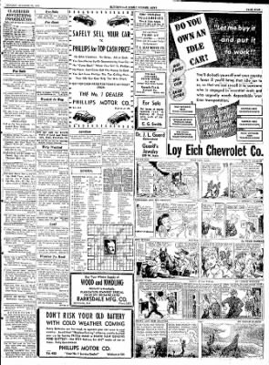 The Courier News from Blytheville, Arkansas on October 23, 1944 · Page 5