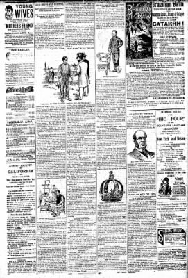 Logansport Pharos-Tribune from Logansport, Indiana on September 22, 1896 · Page 7