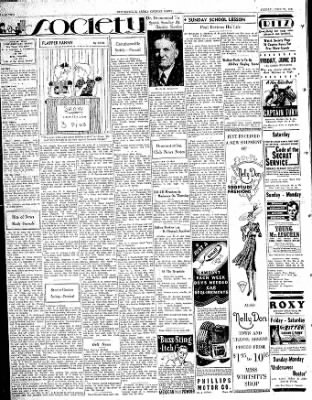 The Courier News from Blytheville, Arkansas on June 23, 1939 · Page 2