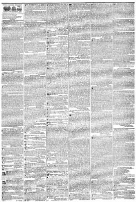 Detroit Free Press From Detroit Michigan On April 4 1840 Page 3