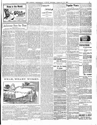 Republic from Phoenix, Arizona on February 28, 1899 · Page 3