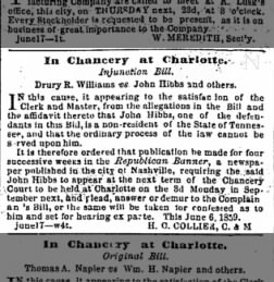 The Tennessean from Nashville, Tennessee on June 17, 1859 · Page 2