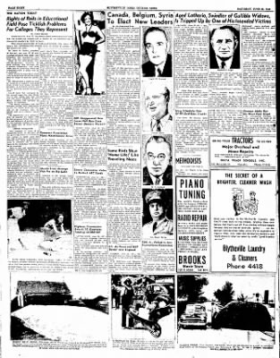 The Courier News from Blytheville, Arkansas on June 25, 1949 · Page 8