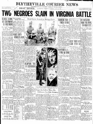 The Courier News from Blytheville, Arkansas on May 16, 1936 · Page 1