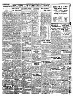 The Tennessean From Nashville Tennessee On September 2 1918 Page 9