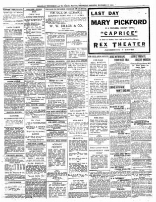 The Tennessean From Nashville Tennessee On December 17 1913 Page 13