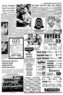 The Courier News from Blytheville, Arkansas on April 11, 1966 · Page 3