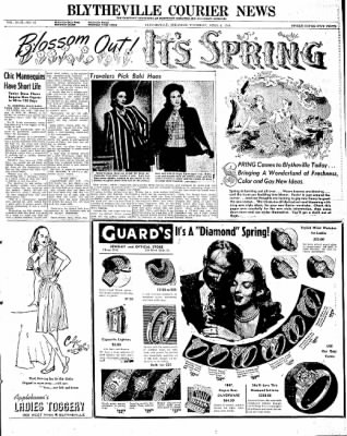 The Courier News from Blytheville, Arkansas on April 4, 1946 · Page 9