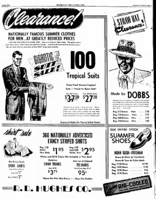 The Courier News from Blytheville, Arkansas on June 27, 1949 · Page 2