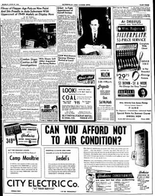 The Courier News from Blytheville, Arkansas on June 27, 1949 · Page 3