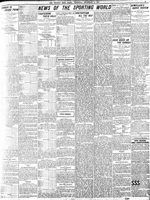Detroit Free Press from Detroit, Michigan on September 5, 1901 · Page 3