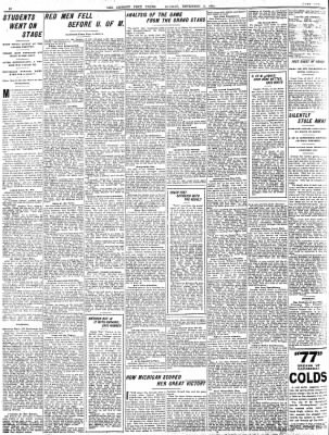 Detroit Free Press from Detroit, Michigan on November 3, 1901 · Page 10