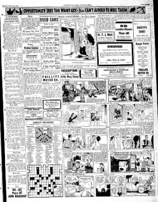 The Courier News from Blytheville, Arkansas on June 23, 1939 · Page 6