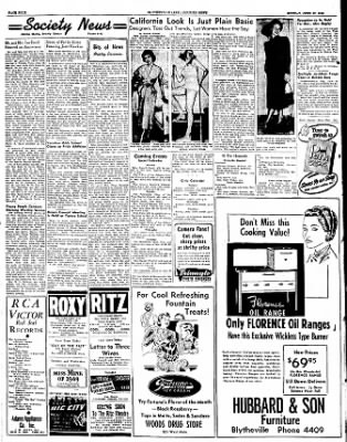 The Courier News from Blytheville, Arkansas on June 27, 1949 · Page 4