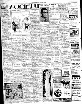 The Courier News from Blytheville, Arkansas on June 24, 1939 · Page 2