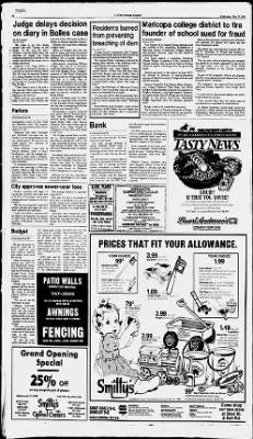 Arizona Republic from Phoenix, Arizona on May 21, 1980 · Page 6