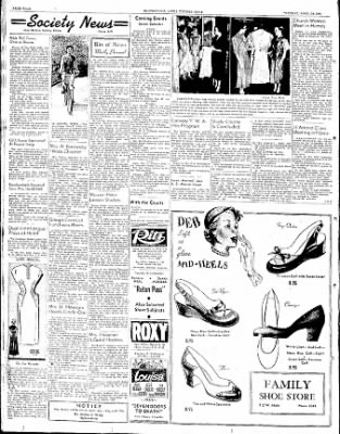 The Courier News from Blytheville, Arkansas on April 10, 1951 · Page 4