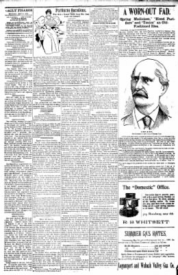 Logansport Pharos-Tribune from Logansport, Indiana on May 9, 1898 · Page 4