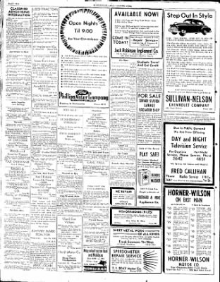 The Courier News from Blytheville, Arkansas on April 10, 1951 · Page 10