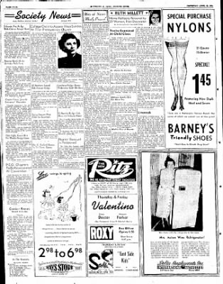 The Courier News from Blytheville, Arkansas on April 12, 1951 · Page 4