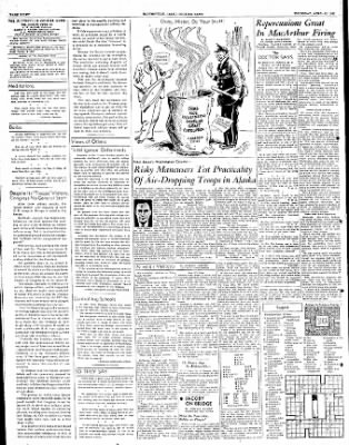 The Courier News from Blytheville, Arkansas on April 12, 1951 · Page 8