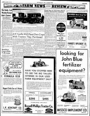 The Courier News from Blytheville, Arkansas on April 13, 1951 · Page 9