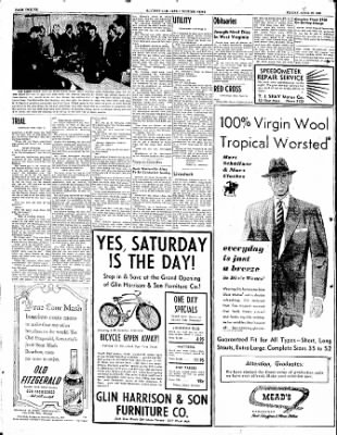 The Courier News from Blytheville, Arkansas on April 13, 1951 · Page 12
