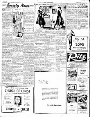 The Courier News from Blytheville, Arkansas on April 14, 1951 · Page 2