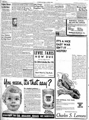 The Courier News from Blytheville, Arkansas on October 25, 1944 · Page 2