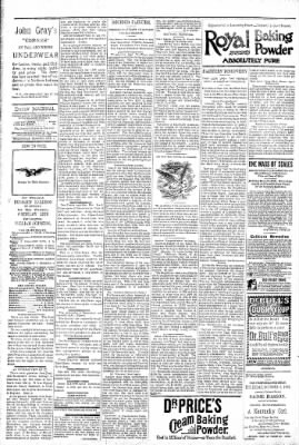 Logansport Pharos-Tribune from Logansport, Indiana on October 5, 1892 · Page 4