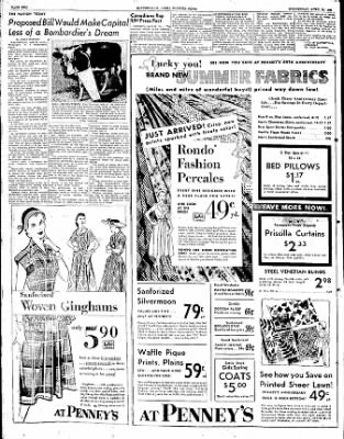 The Courier News from Blytheville, Arkansas on April 18, 1951 · Page 2