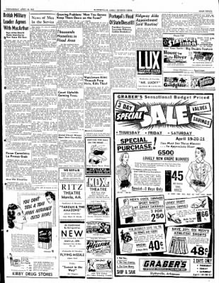 The Courier News from Blytheville, Arkansas on April 18, 1951 · Page 3