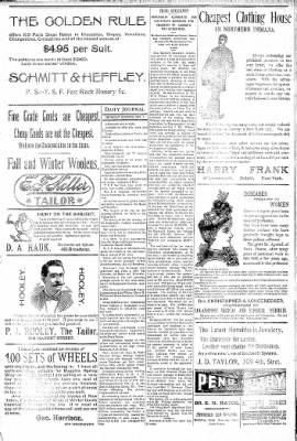 Logansport Pharos-Tribune from Logansport, Indiana on October 6, 1892 · Page 8