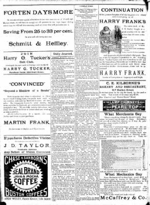 Logansport Pharos-Tribune from Logansport, Indiana on May 6, 1890 · Page 8