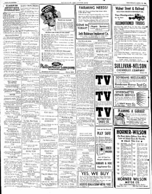 The Courier News from Blytheville, Arkansas on April 18, 1951 · Page 14