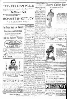 Logansport Pharos-Tribune from Logansport, Indiana on October 7, 1892 · Page 8