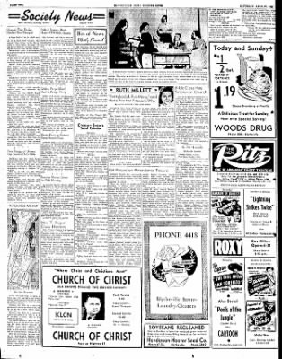 The Courier News from Blytheville, Arkansas on April 21, 1951 · Page 2