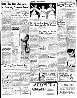 The Courier News from Blytheville, Arkansas on April 21, 1951 · Page 5
