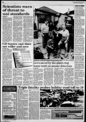 The Sydney Morning Herald from Sydney, New South Wales, Australia on January 1, 1997 · Page 4