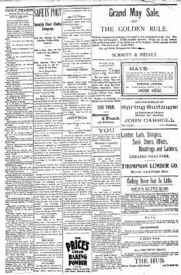 Logansport Pharos-Tribune from Logansport, Indiana on May 20, 1898 · Page 24