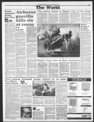The Sydney Morning Herald from Sydney, New South Wales, Australia on November 27, 1987 · Page 9