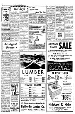 The Courier News from Blytheville, Arkansas on April 12, 1966 · Page 2